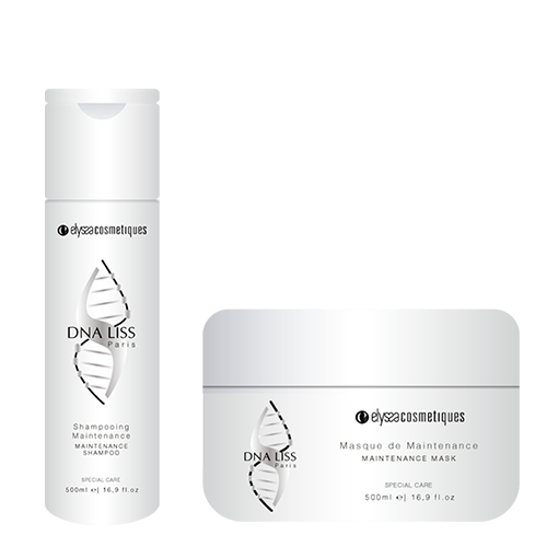 DNA LISS SHAMPOING MASQUE