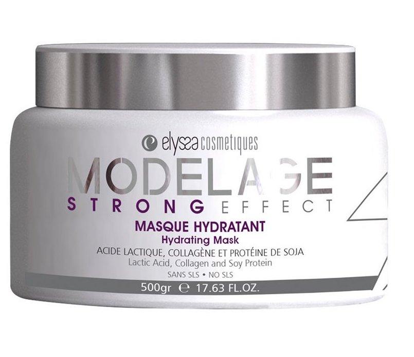 Masque Entretien lissage Modelage 500g
