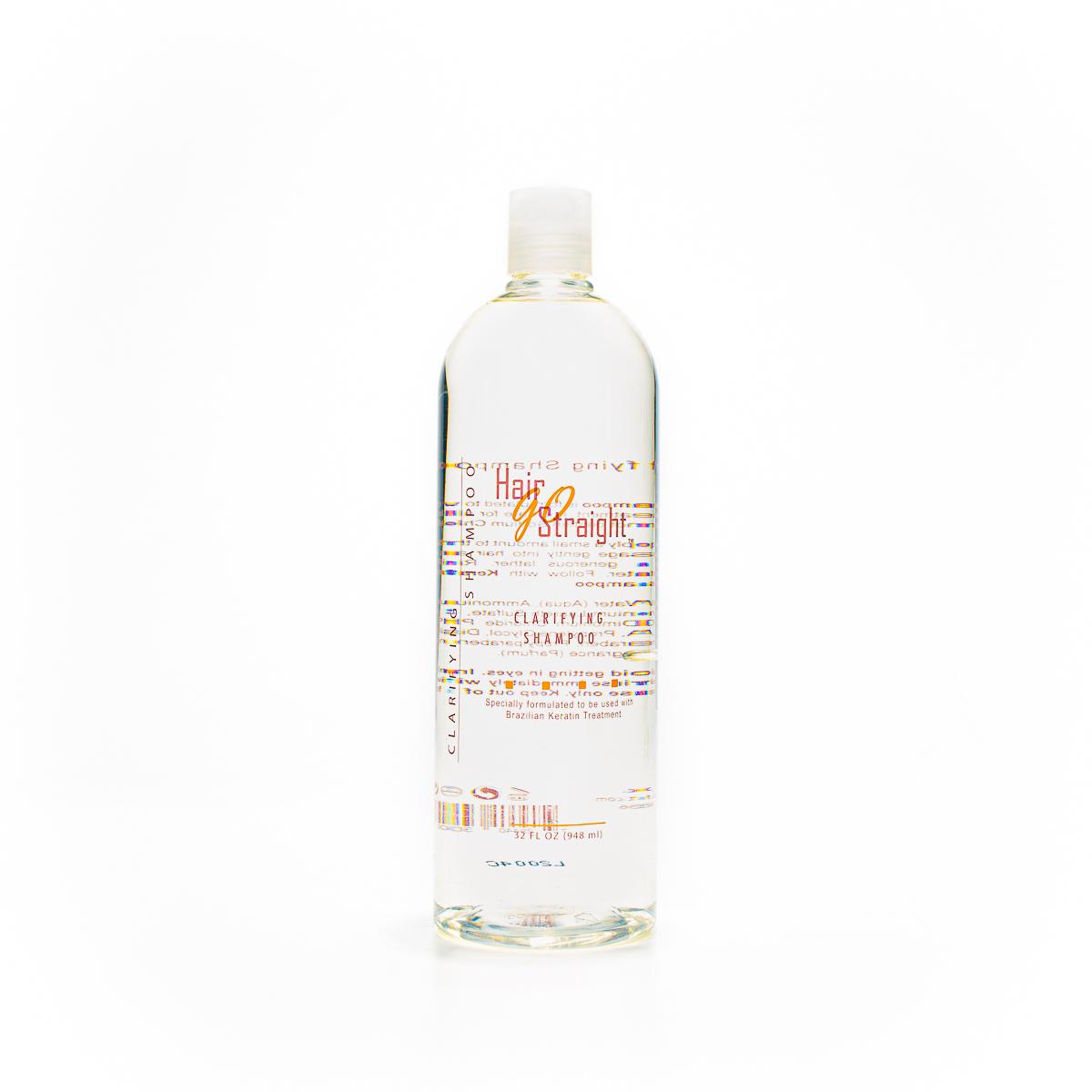 Shampoing Clarifiant Hair Go Straight 1000 ml