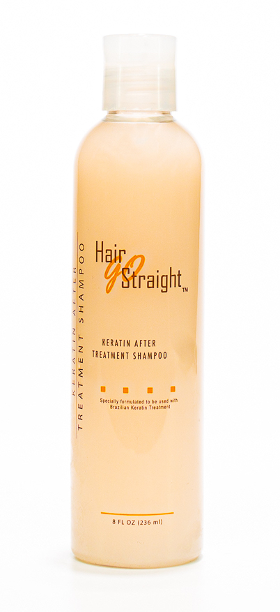 SHAMPOING KERATINE HAIR GO STRAIGHT 236ML