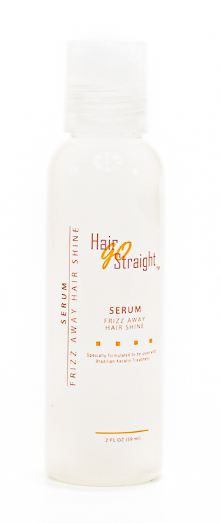 Serum cheveux ultra-concentré Hair Go straight 60 ml