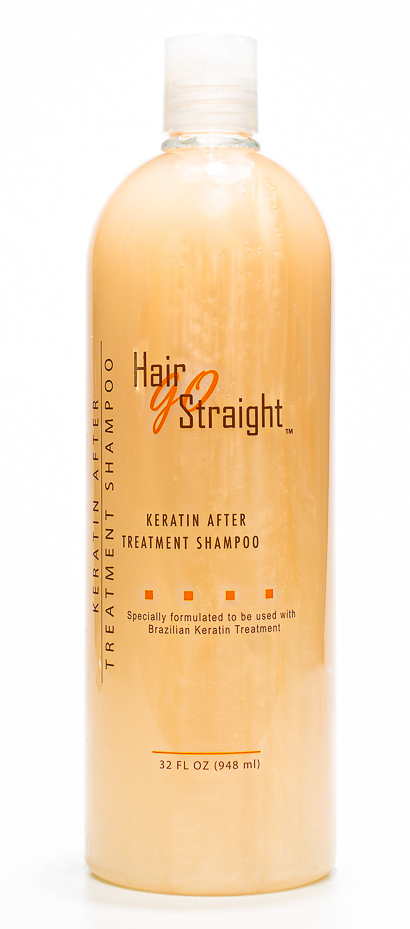 SHAMPOING KERATINE HAIR GO STRAIGHT 1L