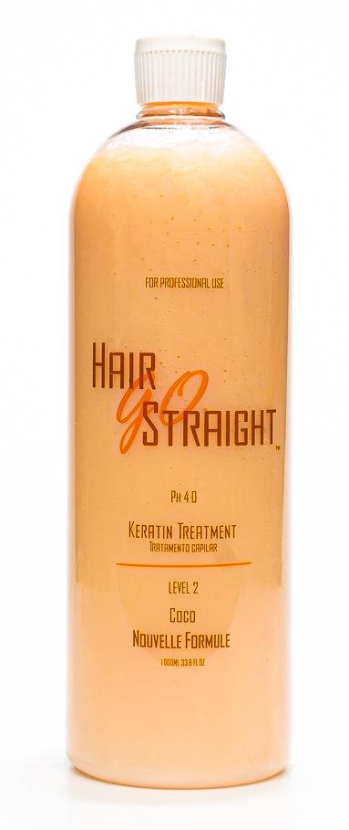LISSAGE BRESILIEN HAIR GO STRAIGHT KERATIN