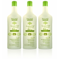 Kit Lissage Inoar Argan Oil 3 X 1000 ml
