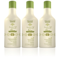 Kit Lissage Inoar Argan Oil 3 X 250 ml