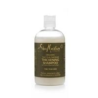 Shampoing Epaississant Yucca et Baobab Shea Moisture 384 ml
