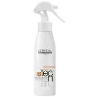 Spray boucles Tecni Art Spray Curl Memory Up L'Oréal 125ml