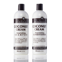 Kit entretien lissage Renpure Coconut Cream 1