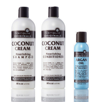 Kit entretien lissage Renpure Coconut Cream 2
