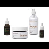 Kit thérapie cheveux bouclés / Ethniques/ Mousseux MACAUBA