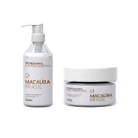 Kit Essentiel Entretien Lissage MACAUBA 250 ml