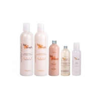 Kit lissage brésilien ABSOLUTE Hair Go Straight 250ml
