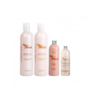 Kit lissage brésilien PREMIUM Hair Go Straight 100ml