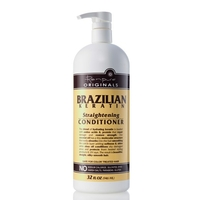 Après-Shampoing Lissant BRAZILIAN KERATIN Straightening Conditioner / 1000 ml