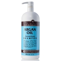 Shampoing Brillance ARGAN OIL Renpure 1000 ml