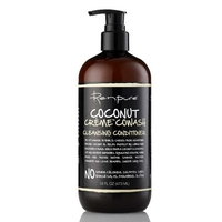 Cleansing Conditioner Coconut Crème Cowash Renpure