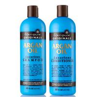 Kit entretien lissage Renpure Argan Oil 1