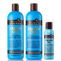 Kit entretien lissage Renpure Argan Oil 2