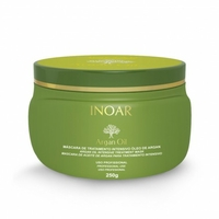 Kit Duo Inoar Masque cheveux Argan Oil traitement intensif 250g