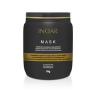 Masque hydratant cheveux Inoar Macadamia 1kg