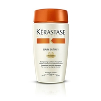 Soin cheveux Nutritive Bain Satin Irisome Kerastase 1 250ml