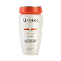 Soin cheveux Nutritive Bain Satin Irisome Kerastase 2 250ml