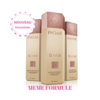 Kit Lissage Inoar Ghair 3 X1000 ml