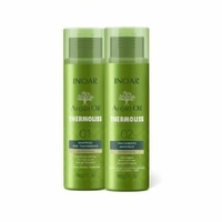 Kit Lissage brésilien Inoar Argan Oil Thermoliss Step 1 X 900ml