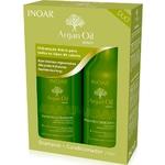 inoar-kit-duo-argan-oil  entretien lissage 250 ml