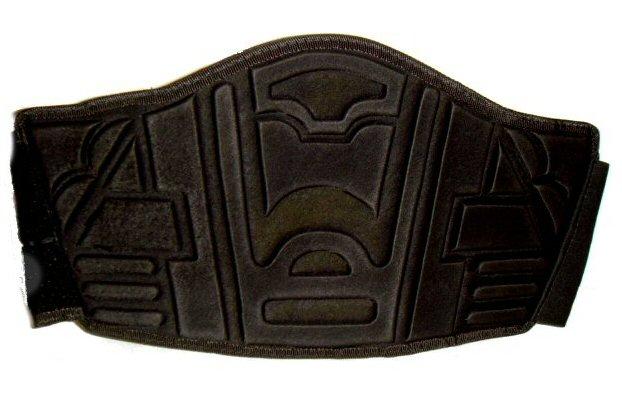 Kt501 ceinture lombaire dorsale moto karno noir s curit motard accessoires protections moto - Ceinture dorsale homme ...