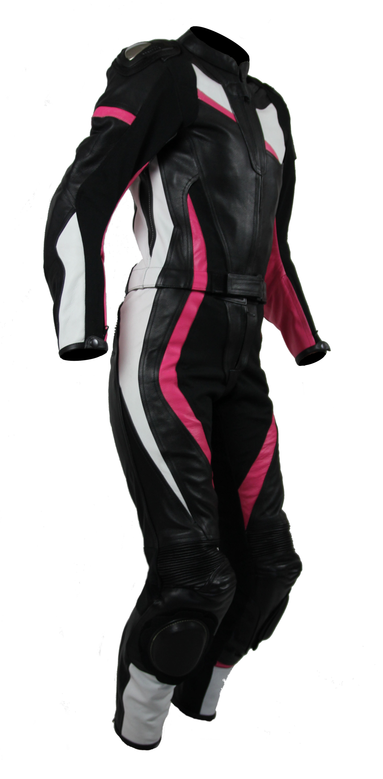 kc213 combinaison moto cuir femme lady gp karno 2 pi ces ebay. Black Bedroom Furniture Sets. Home Design Ideas