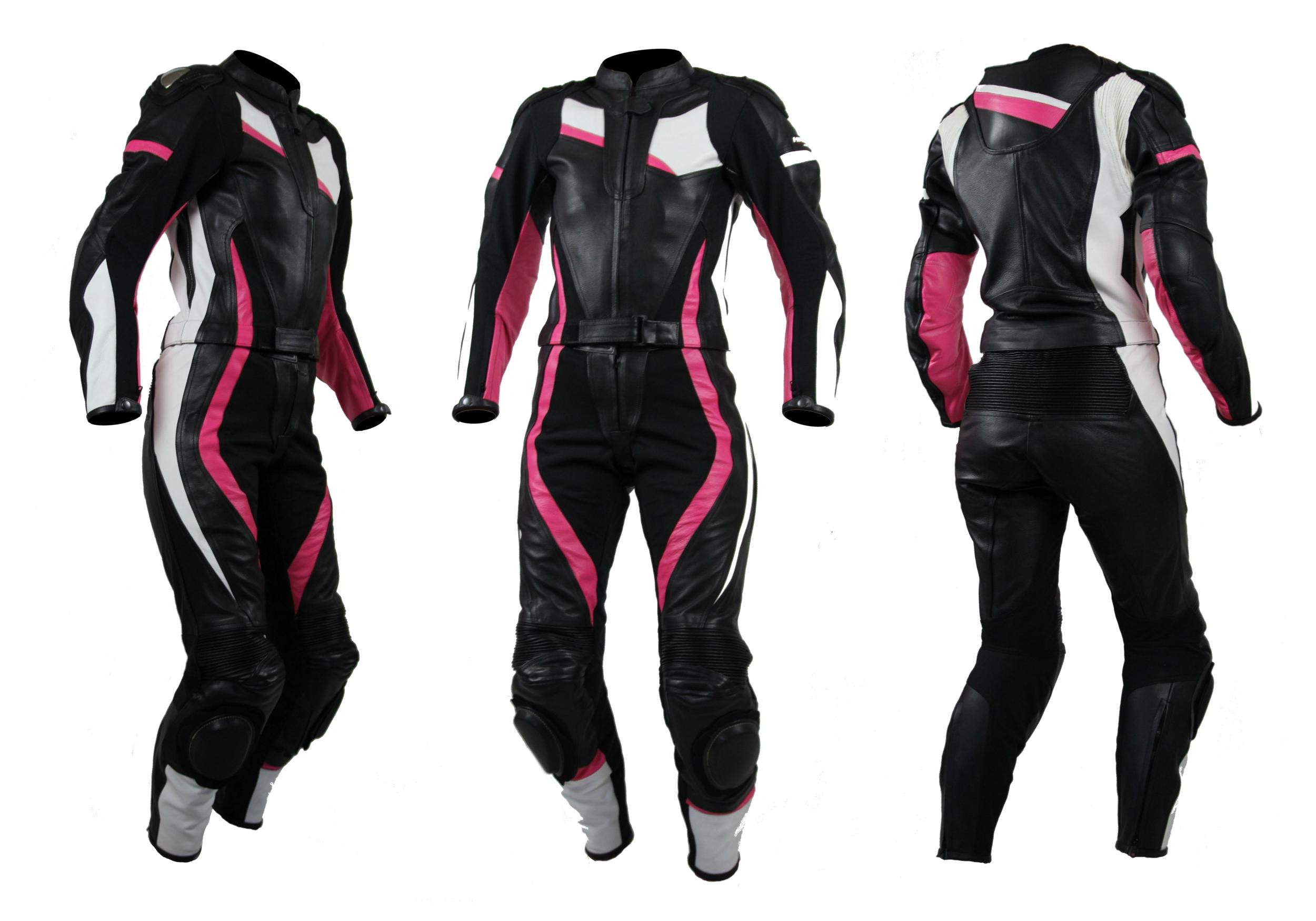 kc213 combinaison moto cuir femme lady gp karno 2 pi ces vetement moto femme combinaison. Black Bedroom Furniture Sets. Home Design Ideas
