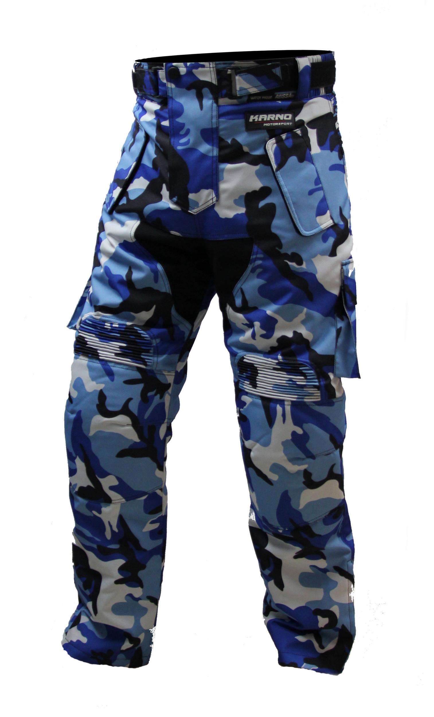 Pantalon Urban Quad Treillis Marpat Blue Militaire Moto Bleu SzqUpMVG