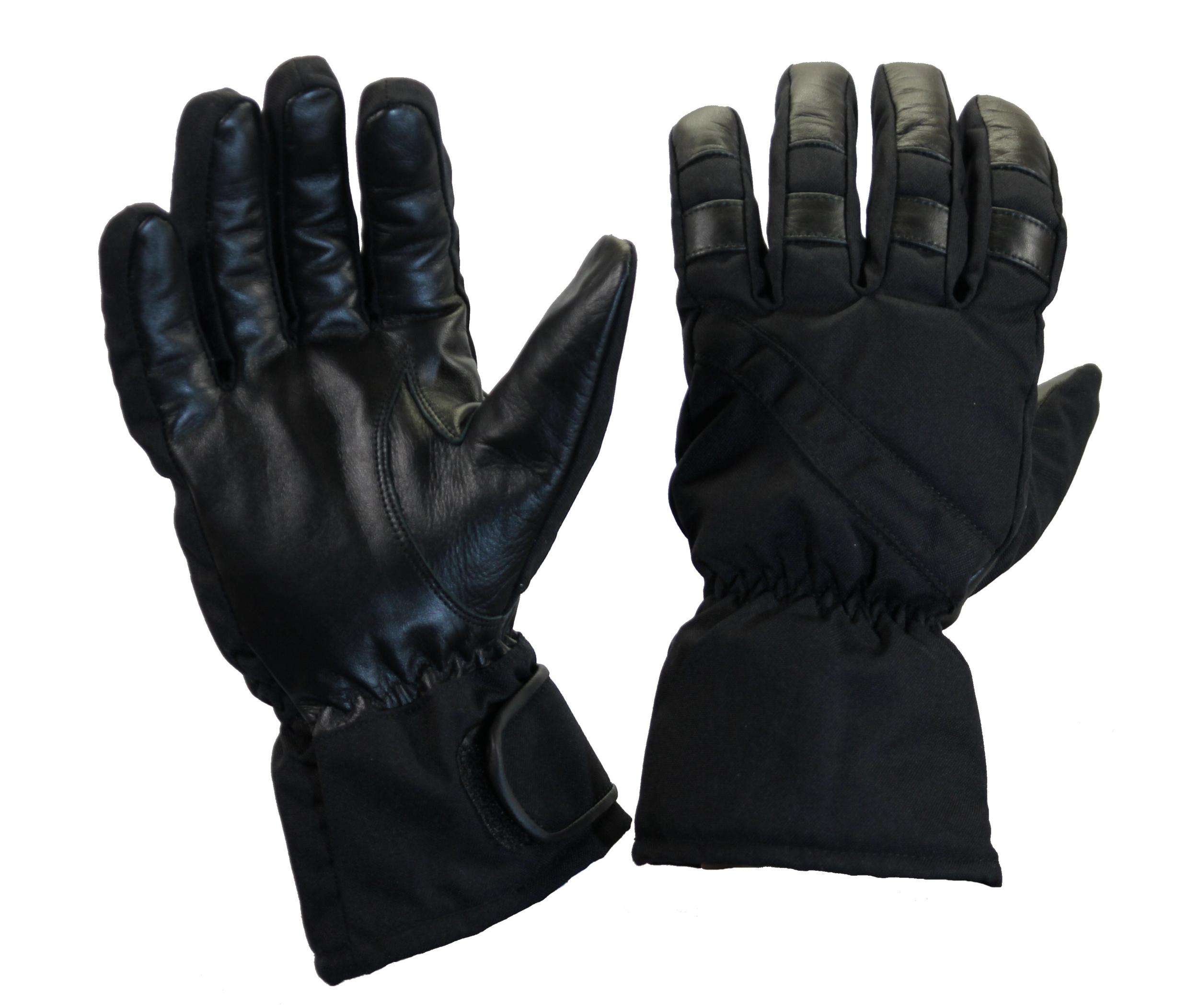 Kc414_1_Gants moto hiver noir