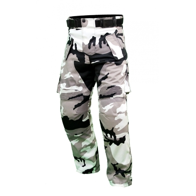Kt301_1 pantalon moto treillis militaire US