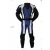 Kc206_Combi cuir BleuBlancNoir_derrière
