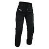Kt306 Pantalon moto textile FEMME noir KARNO coupe Jean's Denim - doublure hiver amovible