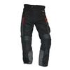 Kt313 Pantalon moto quad textile noir CROSSWAY - doublure hiver