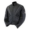 Blouson textile moto quad noir KARNO COBRA