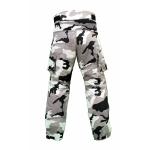 Kt301_2 pantalon quad treillis militaire US