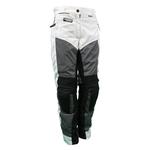 Kt307 Pantalon moto textile femme cordura 600D White Pearl V1 Karno-Motorsport
