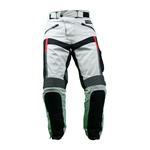 Kt308 Pantalon moto textile Cordura 600M gris Karno-Motorsport FENDER