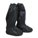 Sur-bottes moto ou quad anti-pluie BLACKSAFE