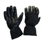 Gants moto hiver CE Karno-Motorsport noirs