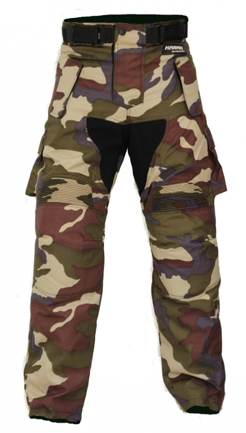 Woodland Pantalon Quad Vert F2 Militaire Treillis Moto Marpat W6wHgqFx