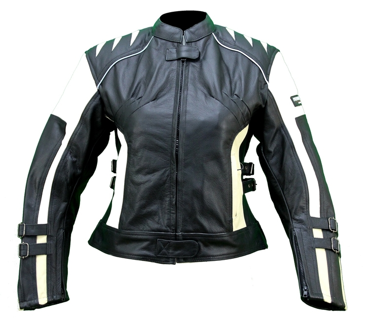 Blouson moto femme taille 1