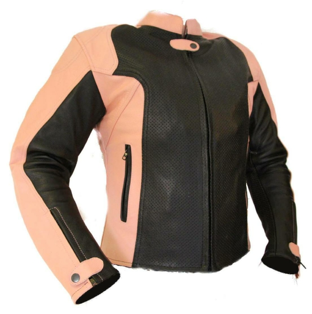 Vente de veste en cuir femme pas cher