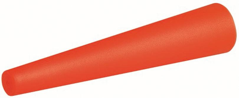 Cône rouge