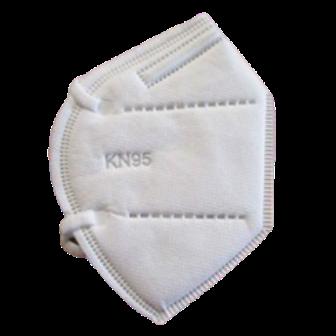 Masque de protection respiratoire KN95- filtration sup. 95%