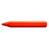 Craies de marquage rouge fluo